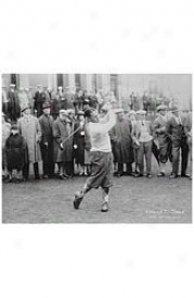 Gotta Have It Golf Robert T. Jones At St. Andrews 8 X10