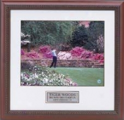 Gotta Have It Golf Tiger Woods At The 2002 Masters - 23  X 30