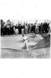 Gotta Accept  It Golf Walter Hagen 8 X10