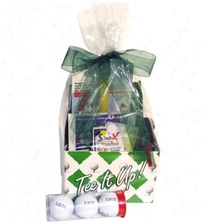 Great Golf Memories Golf Gift Box
