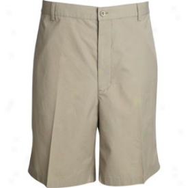 Greg Norman Flat Front Popln Shorts