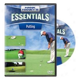 Hank Haney Essentials Putting Dvd
