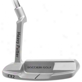 Heavy Putter Mid Weight Series Belly Putter Satin Finish
