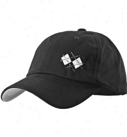 Imperial Tech Argyle Wit Rhinestone Hat