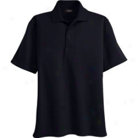 Izod Logo Men S Pima Cottpn Cool Polo