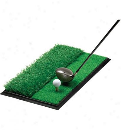 Jef World Of Golf Fairway/rough Practice Mat