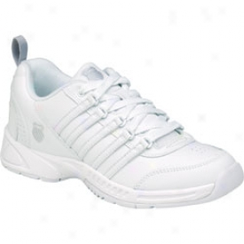 K-swiss Women S Gran Court - White/silver