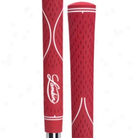 Lamkin Crossline Tour Red .580 Round
