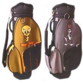 Looney Tunes Deluxe Cart Bag