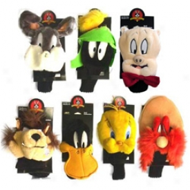 Looney Tunes Puppet Headcover