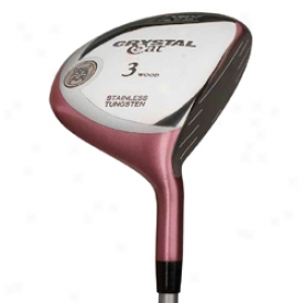 Lynx 2008 Crystal Cat Fairway Wood