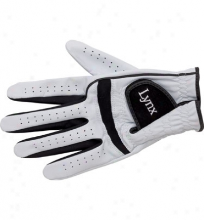 Lynx Men S Combo Glove With Black Palm - 2 For $15