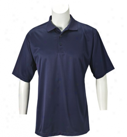 Lynx Men S Short Sleeve Polo