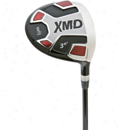 Lunx Xmd Fairway Wood