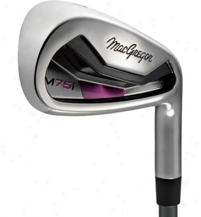 Macgregor Lady M75i Iron Set With Graphite Shafts