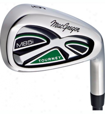 Macgregot M85i Iron Arrange 3-pw With Graphite Shafts