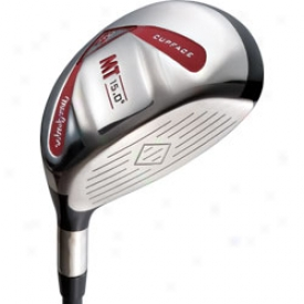 Macgregor Mt Fairway Wood With Graphite Thill