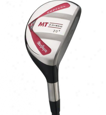 Macgregor Mt Hybrid With Graphite Shaft