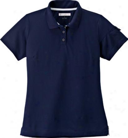 Maggie Lane Short Sleeve Hilton Understanding Polo