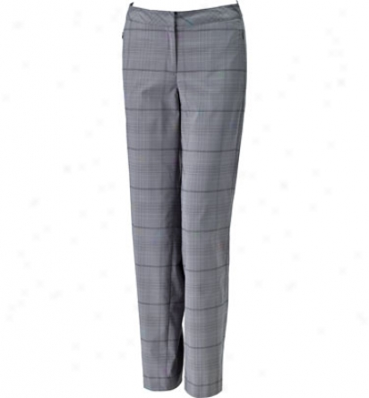Maggie Lane Womens Plaid Pants