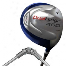 Medicus Dual Hinged Oversized Driver 460cc