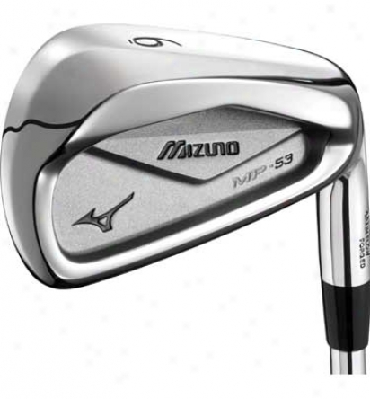 Mizuno Mp-53 Iron Set 3-pw