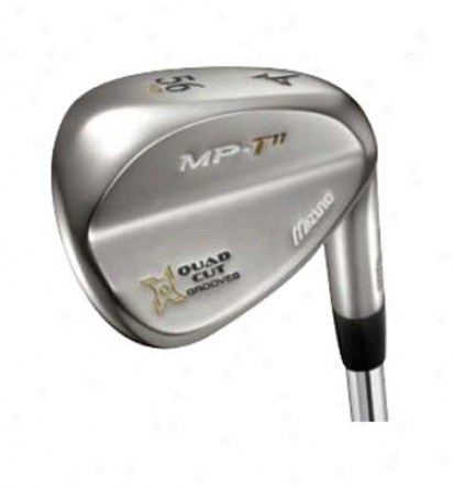 Mizuno Mpt-11 Black Nickel Conforming Wedge