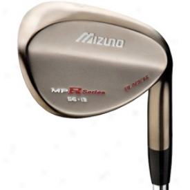 Mizuno Preowned Mp R Series Mourning Nickel Wedge With Steel Shaft