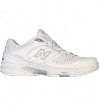 New Balance Women S The 655 - White/silver