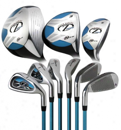 Nextt Golf Ladies Z One 14 Piece Full Set