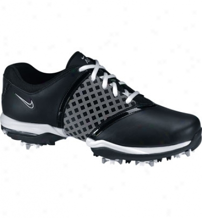 Nike Tune Embellish - Black/white