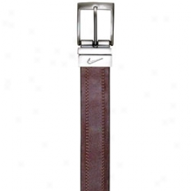Nike Black To Brown Reversible Belt