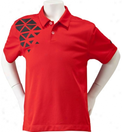 Nike Boys Dri-fit Tw Fashion Polo