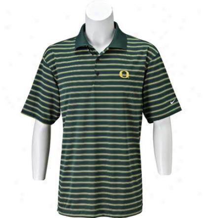 Nike Collegiate Body Map Stripe Polo