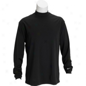 Nike Dri-fit Tech Long Sleeve Mock