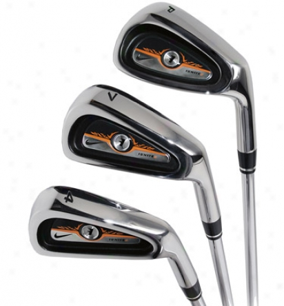 Nike Ignite 2 Iron Set 4-aw With Steel Shafts