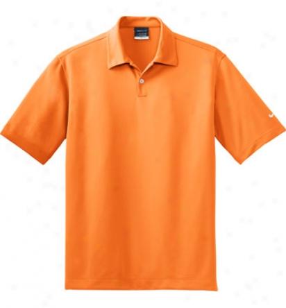 Nike Logo Men S Dri-fit Peebble Texture Sport Polo