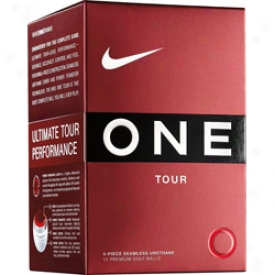 Nike Logo One Tour Balls