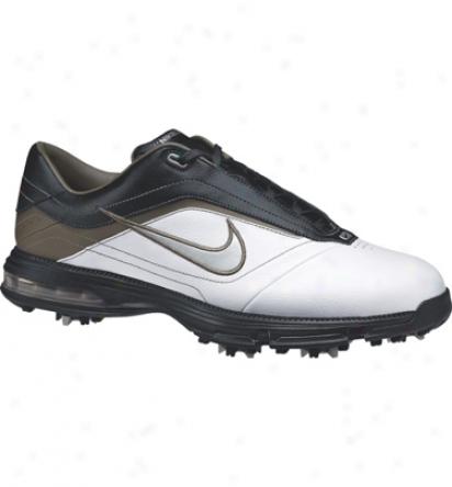 Nike Men S Aid Academy - White/black Olive/khaki