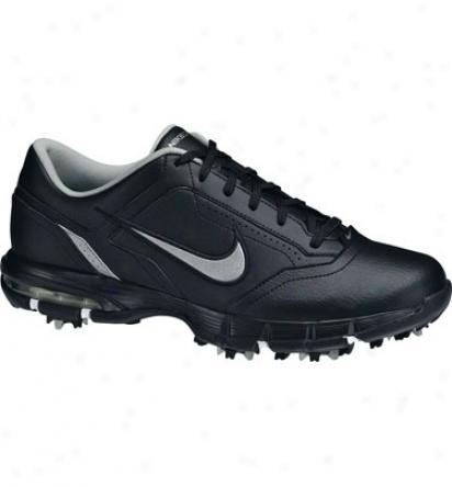 Nike Men S Air Rival - Black/metallic Silver