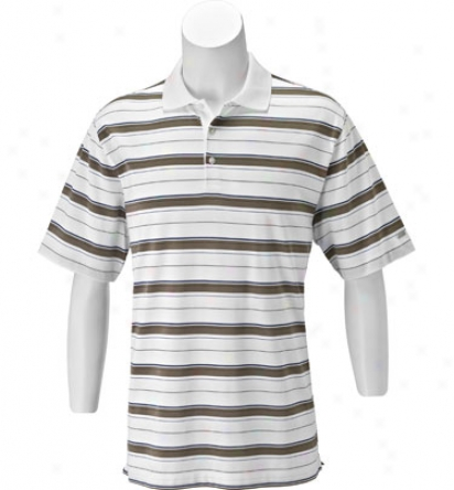 Nike Men S Dri-fit Bold Stripe Texture Polo