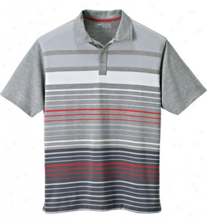 Nike Men S Dri-fit Uv Bold Stroke  Polo