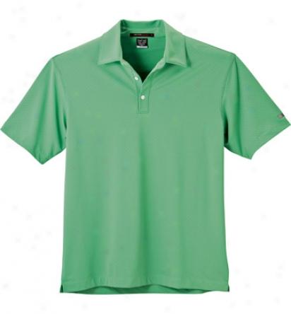 Nike Men S Tw Dri-fit Mini Diamond Fabric Polo