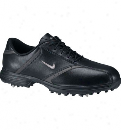 Niks Nike Heritage - Black/metallic Silver - Black