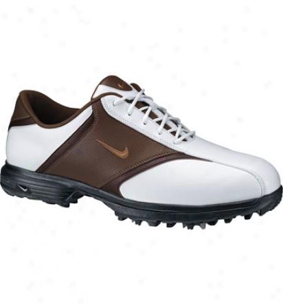 Nike Nikee Heritage - White/bronze - Brown
