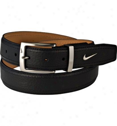 Nike Pebble Grain G-flex Men S Golf Belt