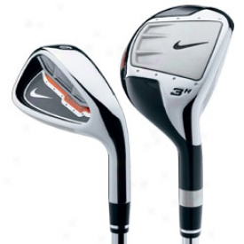 Nike Preowned Ignite 3h, 4-pw Set With Steel Shafts