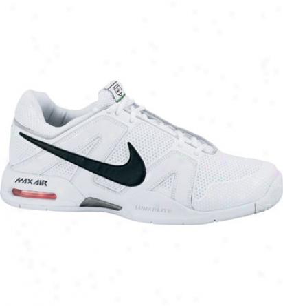 Nike Tennis Air Max Courtballistec 2.3 - White/black/red