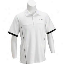 Nike Tennis Athlete Short Sleeved Polo
