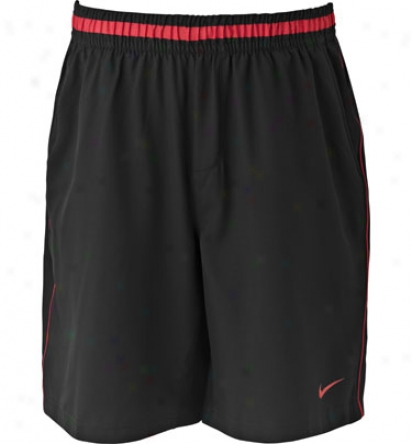 Nike Tennis Men S Back Spin Woven Short